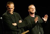 Michel Villano et Pierre